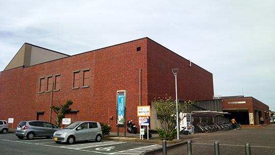 会場の福田中央交流センター