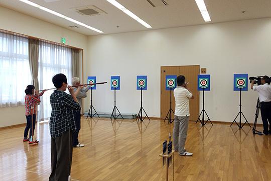 NHKは焼津会場で収録されました