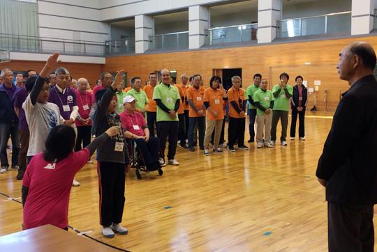 選手宣誓は静岡が誇るジュニア、春野支部の溝口兄弟にお願いしました。